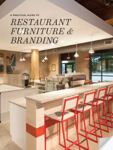 A practical guide to restaurant furniture & branding