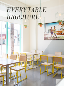 Everytable Brochure
